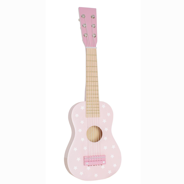 Hem   Leksaker   Musikinstrument   Jabadabado Gitarr Rosa 1f0181f7ed4ea